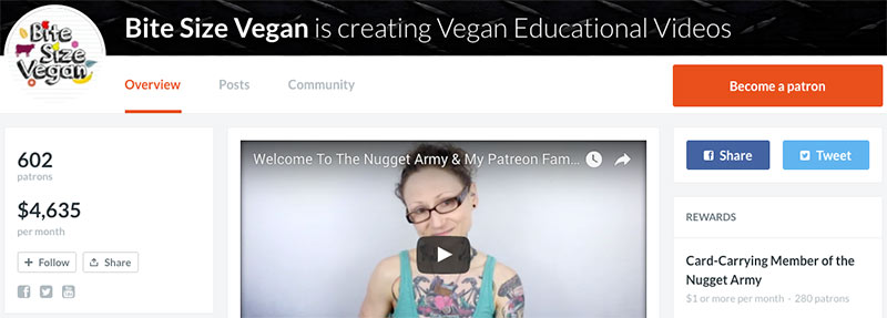 huge discount a303d 0b41f Educational videos on becoming, and staying, Vegan