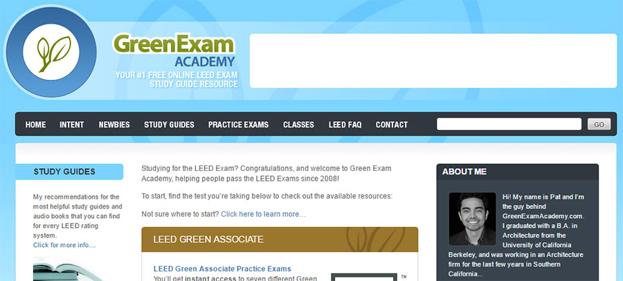 green-exam