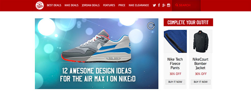 3d7a0e80b3f9d0 Kicks Deals is Online Heaven for Sneaker Lovers