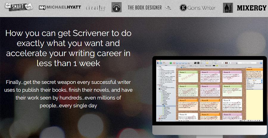 learn-scrivener
