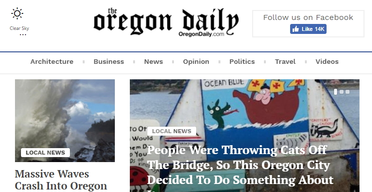 oregon-daily