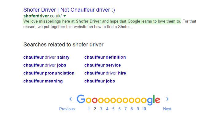 shofer-driver